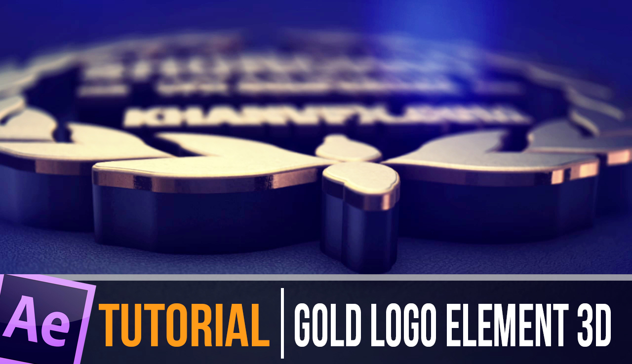 glod logo tutorial