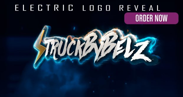 electric logo reveal order